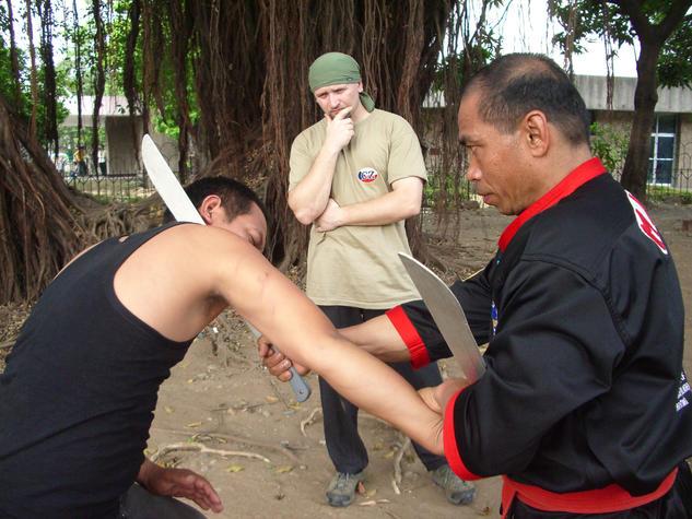 trénink na Filipínách 2007 - LAKAS KATORSE