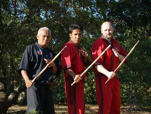 Rodel, Getchin a Martin H - trénink na Filipínách 2013