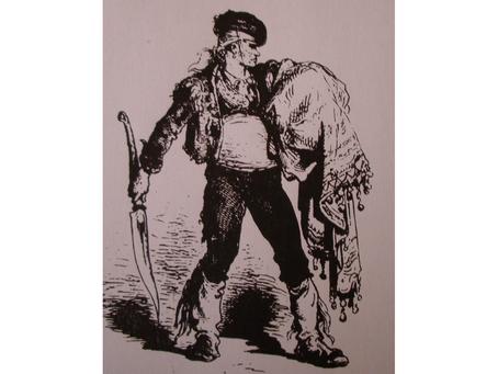 Bojové použití nože a dýky – část I.              Různé styly, školy a systémy - Evropa