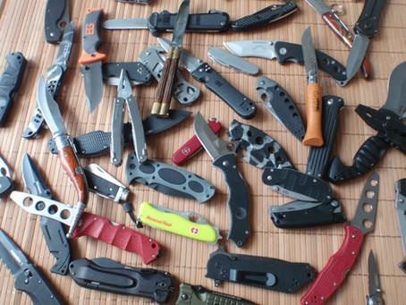 Zavírací nůž -  kamarád do nepohody
