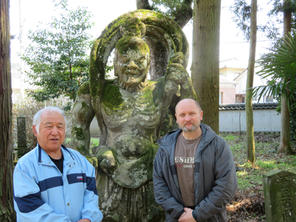 Sensei Nakagawa a Martin H. v Japonsku