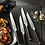 Thumbnail: Nakiyo Premium Serrated Steak Knives Set of 4