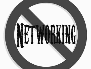 STOP NETWORKING. Try This Instead...