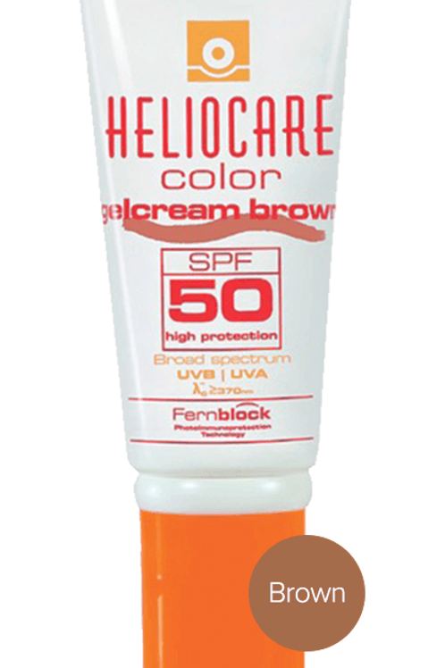 Heliocare Gel Brown SPF 50