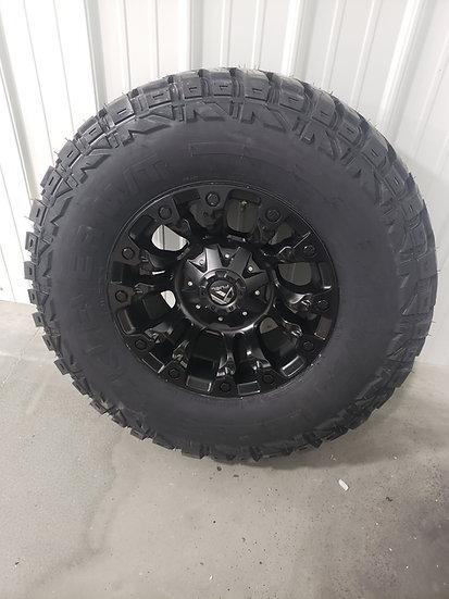 T-Rex Spare Tire