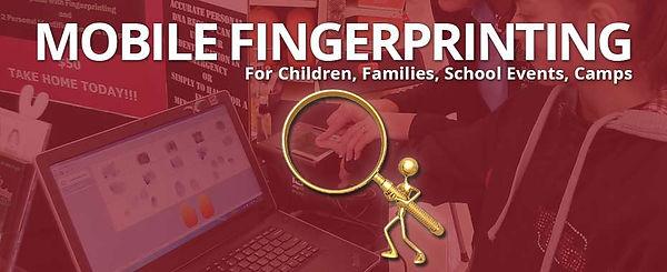 Mobile Fingerprintig