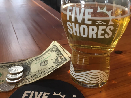 Five Shores Brewery
