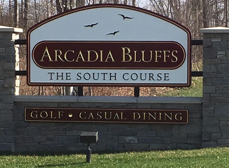 South Course Arcadia Bluffs