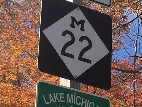 Visiting M-22