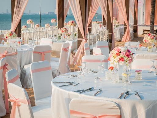 Wedding Reception Layout and Floor Plan