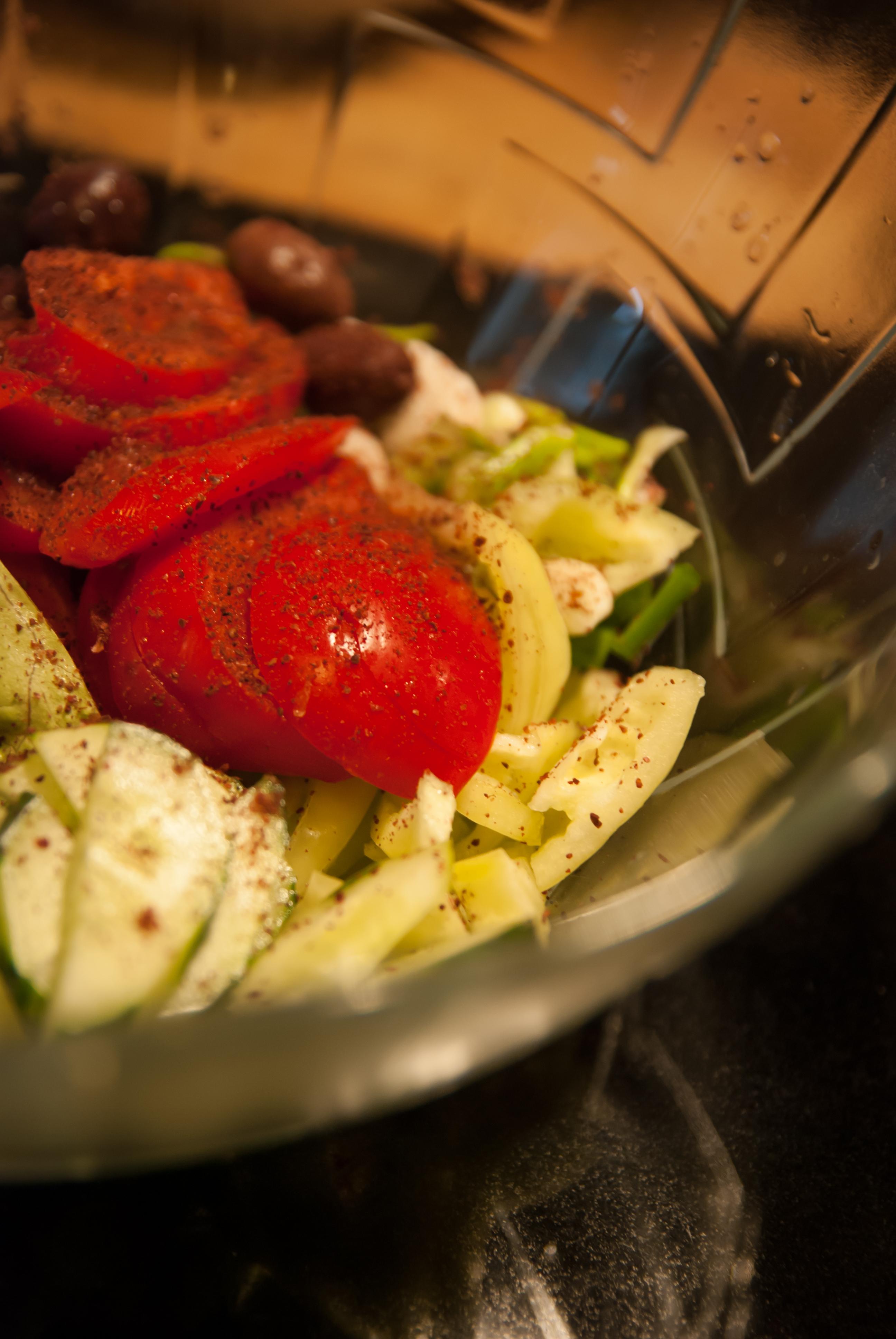 Salată Clasică Grecească