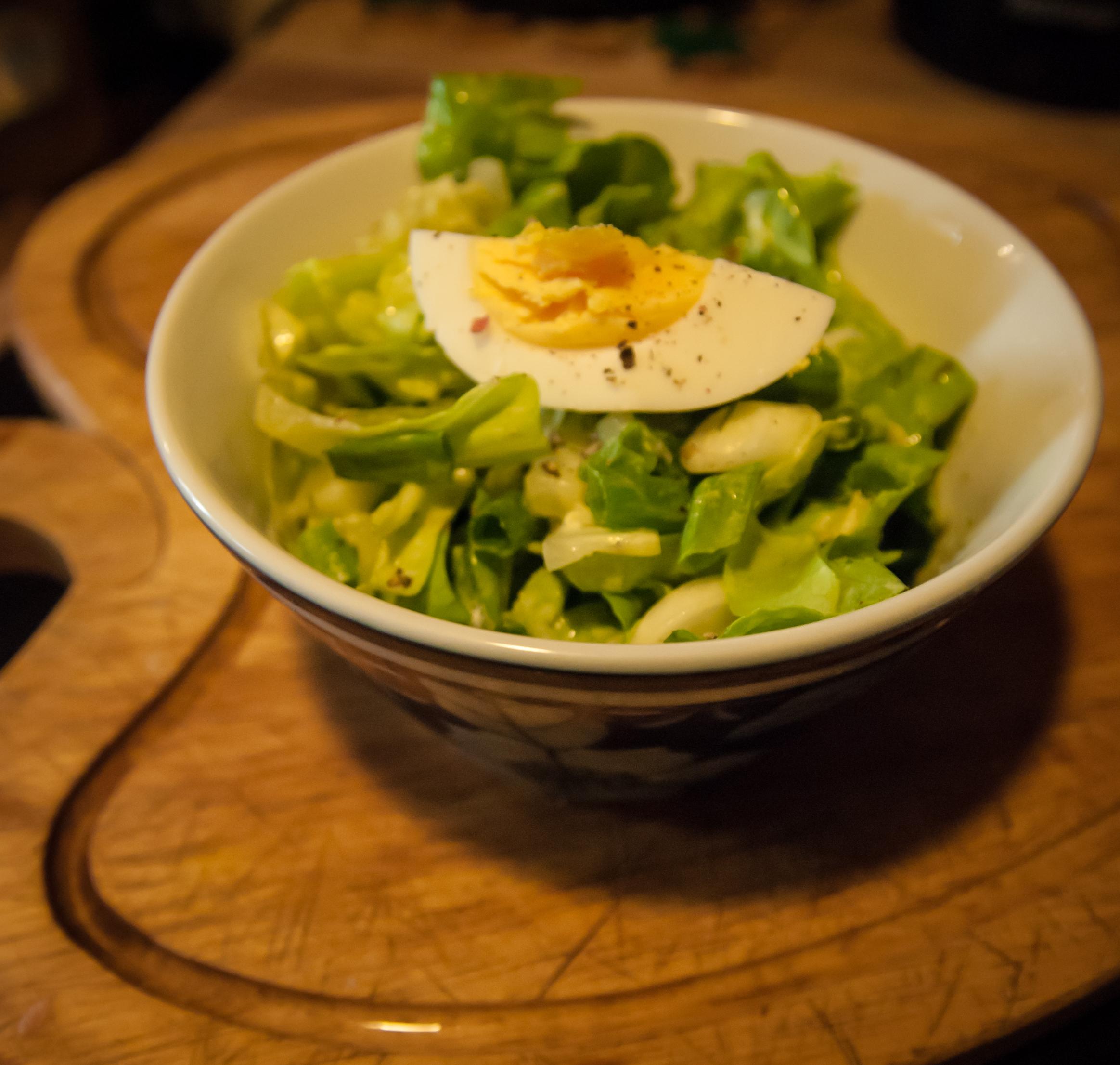 Salată cu Ou