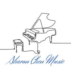 Sharon Chen Music Logo