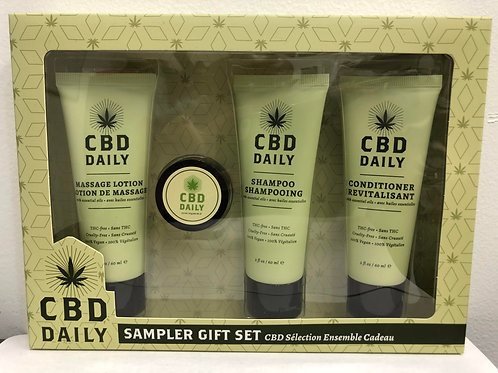 CBD Sampler Gift Set
