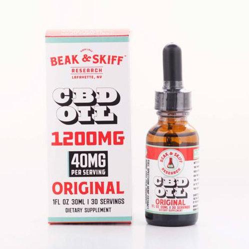 Beak & Skiff 1200mg CBD Oil