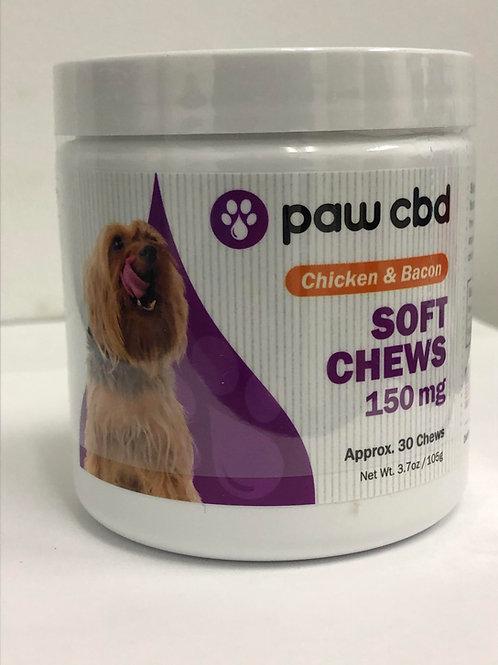 cbdMD 150mg Dog Soft Chews