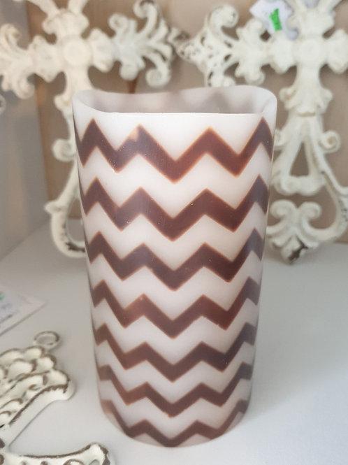 Medium flameless candle