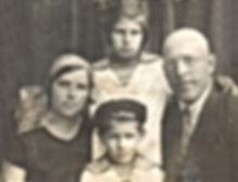 Семья дедушки Максима Артюшкевича