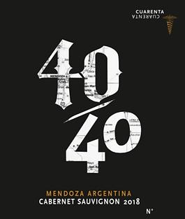 4040 CABERNET SAUVIGNON