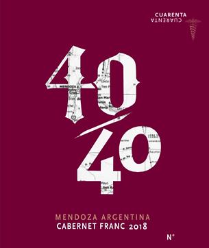 4040 CABERNET FRANC