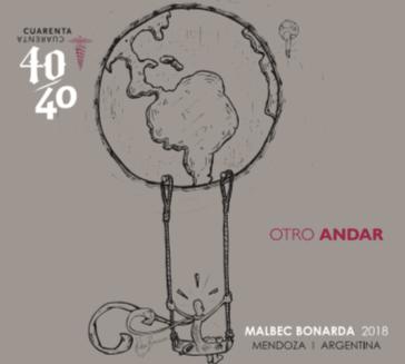4040 OTROANDAR MALBEC BONARDA