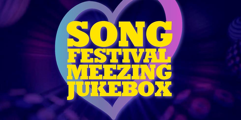 Songfestivalmeezingjukebox