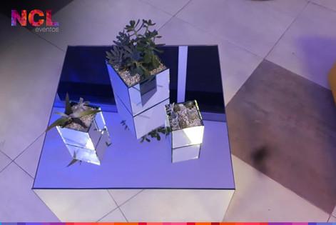 Lounges para Convenção do Banco Pan