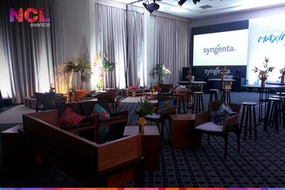 Lounges para Festa Tropical