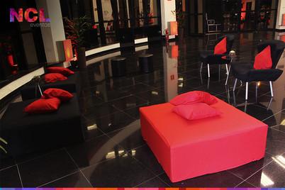 Lounges para Café da Manhã