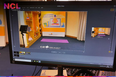 Aula de Yoga Virtual - LG Lugar da Gente