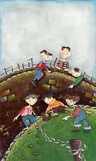 Illustrator Nasim Abaeian Children Books