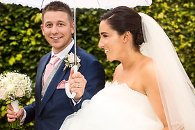 Bride and Groom candid photos