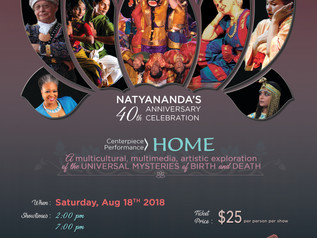 AWS founder Sheila Rubin celebrates 40 years of Natyananda Indian Dance