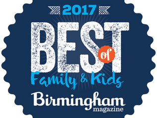 Morning Garden Program Wins Birmingham Magazine's 2017 Best of Birmingham for Families & Kid