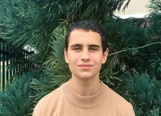 AWS Alumnus Daniel Blokh named National Student Poet