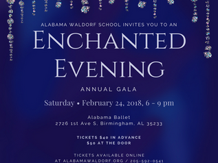 Please join us for our annual Spring Gala!