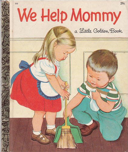 We Help Mommy book