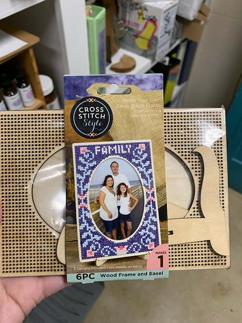 Cross-stitch Picture Frame Kit