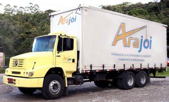 Caminhão Truck Sider