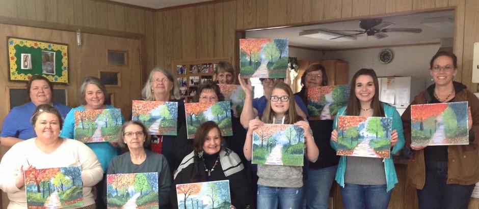 Recent Painting Workshop