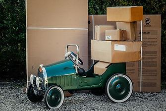 Préparer déménagement | cartons | répertorier | sérénité | organiser