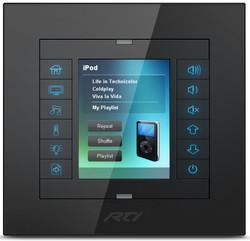 панель управления rti kx2 bl