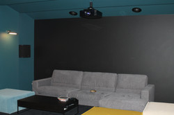 Домашний кинозал под ключ