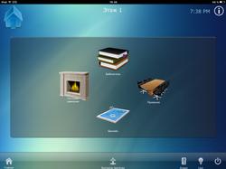 умный дом Управление с ipad, iphone