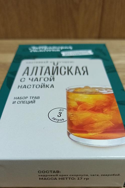 Алтайская с чагой