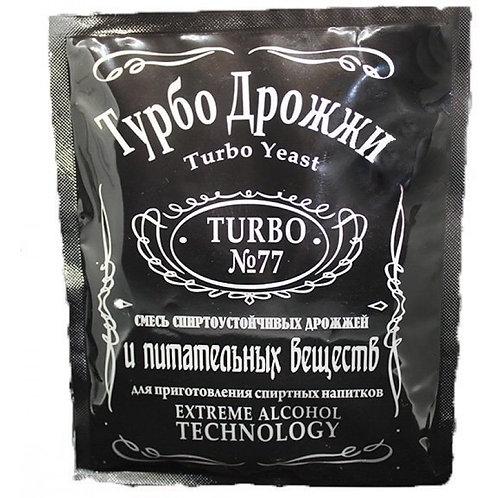 Турбо дрожжи 77