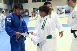 Hifumi Abe, the 2018 world champion
