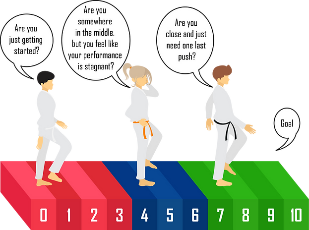 The Nakano Judo Program on Different Sta