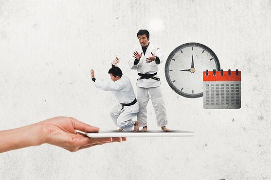 The Nakano Judo Program with Convenience