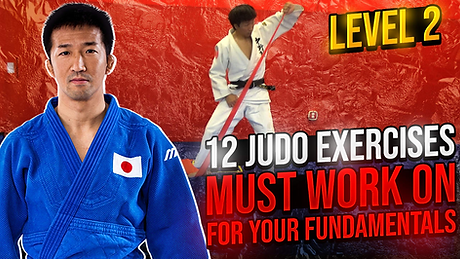 12_Judo_Exercises_You_Must_Work_on!_Leve